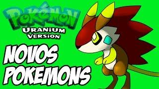 Pokemon Uranium #4 - Segundo Ginásio e mais Pokemons NOVOS