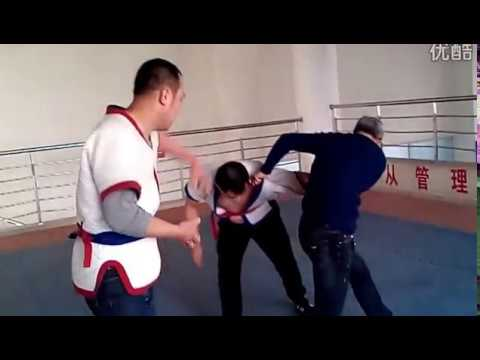 【Shuai Jiao】 Techniques: 撳 (Qin)/ 走 (Zou) | Shandong, Tai'An 山東泰安