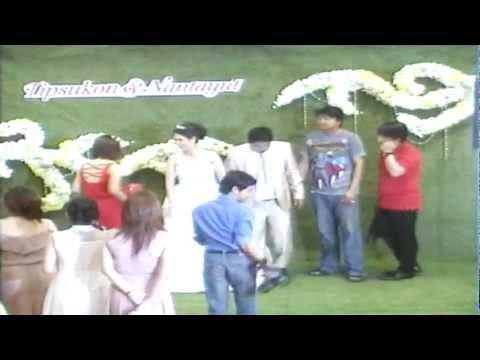 Tipsukon and Nantayut Wedding at Pripayom Convention Hall Part 3