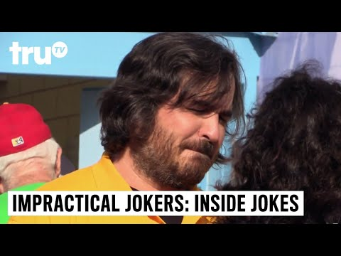 Impractical Jokers: Inside Jokes - Sexy Recognizes Sexy, Player | truTV