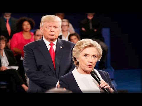 BODY LANGUAGE EXPERTS HAVE BRUTAL 4-WORD DESCRIP OF WHAT TRUMP DID WITH HILLARY