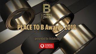 🔴 Place to B Live: Verleihung des beliebtesten Social-Media Awards Deutschlands