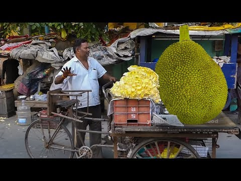 King of Jack Fruit #3 Wheeler Street Food Seller