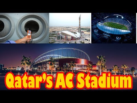 Qatar's first completed 2022 World Cup venue | Khalifa International Stadium in Doha