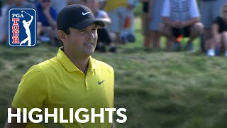 Highlights   Round 3   THE NORTHERN TRUST 2019