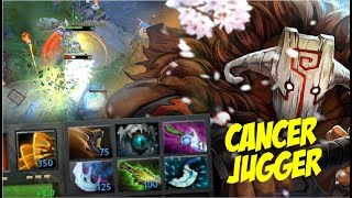 When your Jugger going Mad - Juggernaut AhJit Etheral Blade, Dagger 7.06 - Dota 2