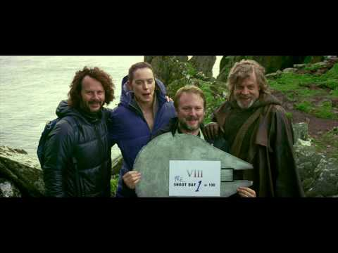 The Last Jedi – Behind The Scenes Look, D23