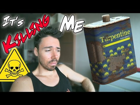 Turpentine Healing Properties - Miracle Cleanse Cure