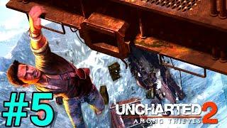 Uncharted 2: El Reino De Los Ladrones | Capítulo 5 |