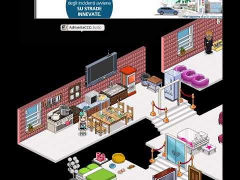 Mi casa de habbo youtube for Casas en habbo