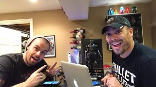 CINCY LIVE! Live from the NERD BAR with Josh Pence! Our KOKOMO TOYS HAUL!