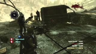 "Game Fails: Gears of War 3 ""Sharp corners"""