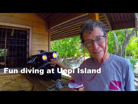 Uepi Island -Solomon Islands paradise