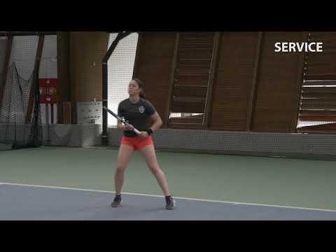 CAMILA GARCIA Tennis recruitment Fall 2019