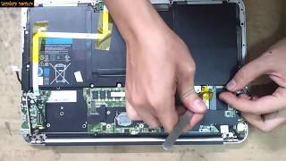 Dell XPS 13 L321X -  Disassembly and fan cleaning - laptop repair