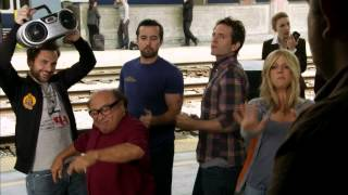 It's always sunny - C'mon N' ride the train