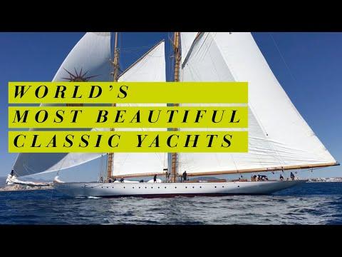 World's most beautiful classic yachts | Yachting World