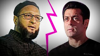 Asad owaisi Again Appeal To Youth Don't Watch Salman Khan movie