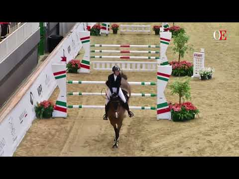 OE TV 2. Olivia Coulet with Vanity Touch | Milano Winter Show 2017 CSI1* Saturday h.125