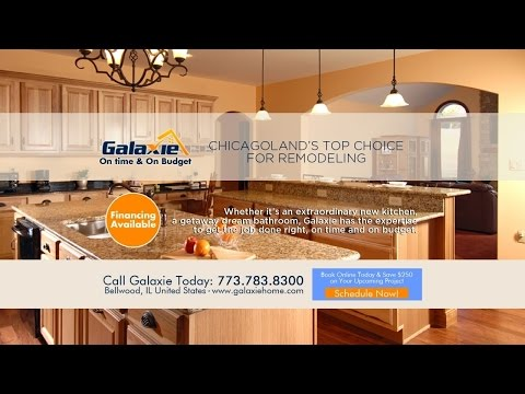 Chicago IL Kitchen Remodeling | (773) 825-5758 | Galaxie Home Remodeling