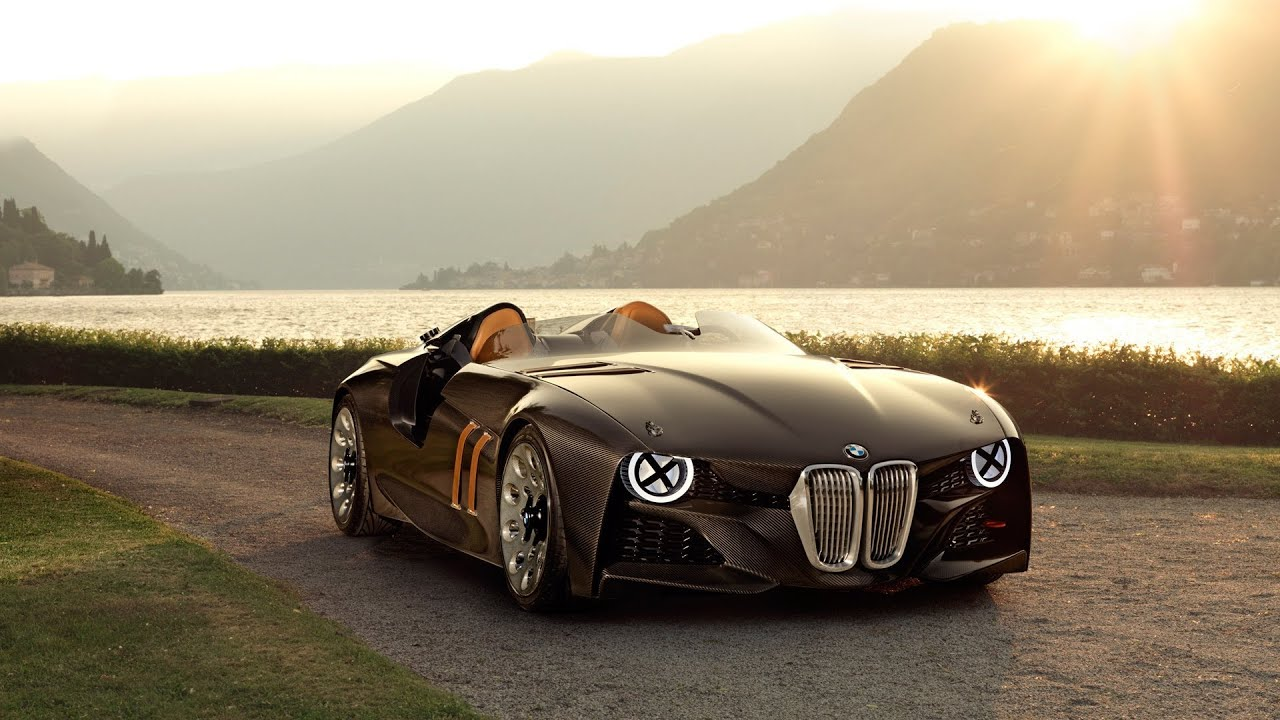 2011 BMW 328 Hommage Concept Review Outside & Inside - YouTube
