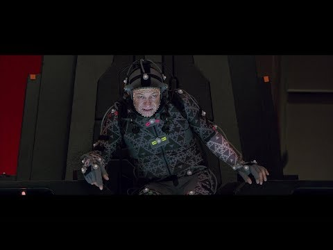 Star Wars : Les Derniers Jedi - Bonus : La prestation d'Andy Serkis