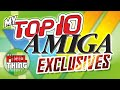My Top 10 AMIGA EXCLUSIVES | It's a Pixel THING - Ep. 121