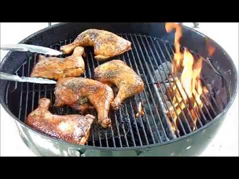 Apple Cider BBQ Chicken