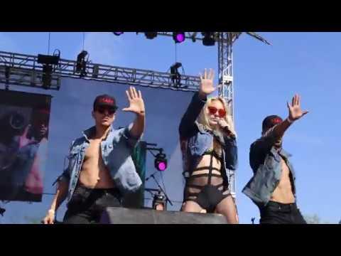 Dance STASH-Blackjack Cabana Live at Phoenix Pride 2018