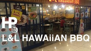 L&L Hawaiian BBQ Shangri-La Plaza Mall EDSA Ortigas Center Manila by HourPhilippines.com