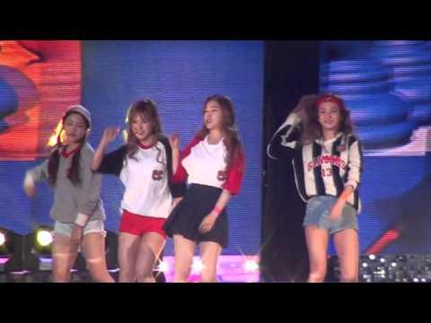 직캠 Fancam Red Velvet Dumb Dumb @Music Bank DDP Special 15 10 09