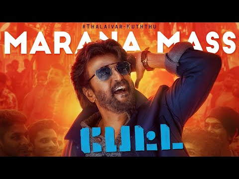 "Rajini's Petta ""MARANA MASS"" Single Track Released On 