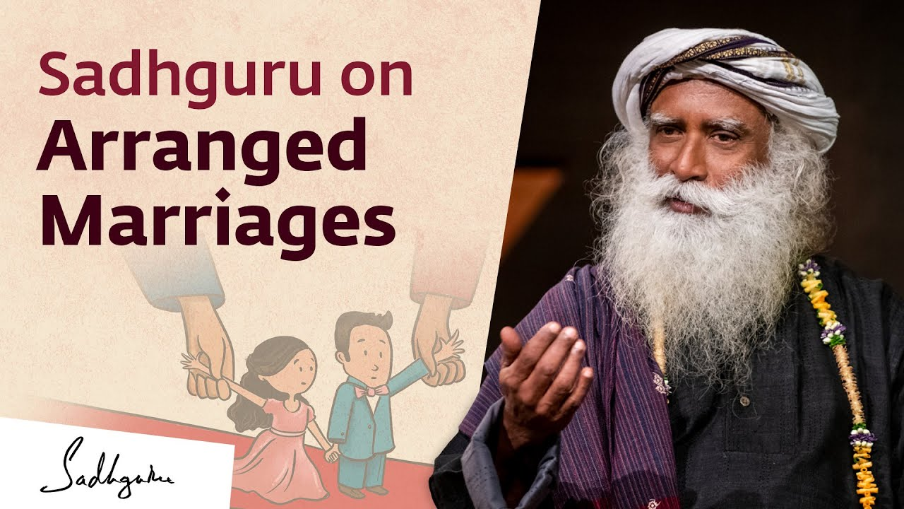 Download Sadhguru on Arranged Marriages