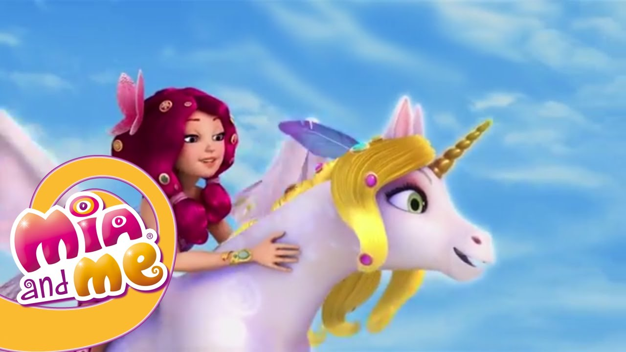 25d3abab3 Mia and me - Season 2 Episode 23 - Hide and Seek - YouTube
