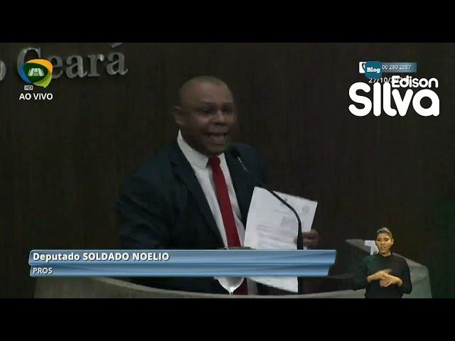 Noelio critica alterações na CGD da SSPDS