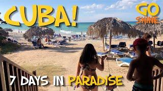 Varadero CUBA 7 days in Paradise! - Havana | Ocean Vista Azul | Jeep | Travel Vacation (GoShine)