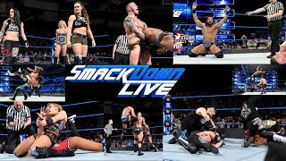WWE SmackDown Live 6th March 2018 Full Results And Highlights (3/6/2018)