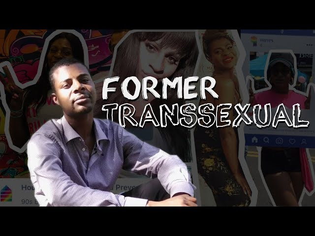 Former Transsexual finds Jesus | POWERFUL Testimony!