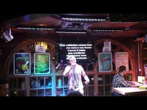 Kostya - Macklemore - Can't Hold Us Karaoke Jameson's Cologne Irish Pub