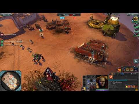 Warhammer 40000  Dawn of War II weekend game 1 |