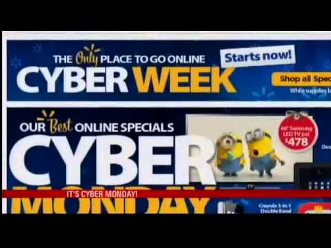 Retailers rejoice -- and Cyber Monday sales could set a record