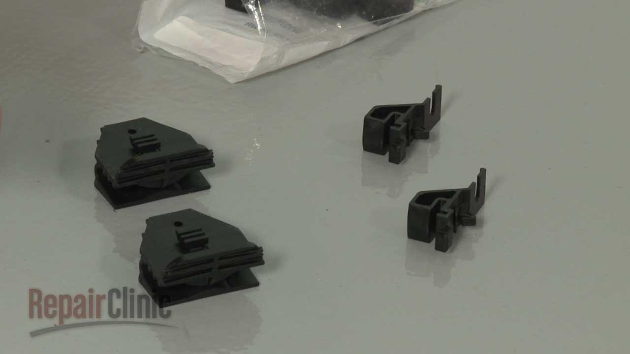 Whirlpool Range Drawer Glide Kit Installation W10763667
