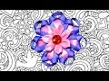 DIY Делаем цветок канзаши из атласной и репсовой лент МК