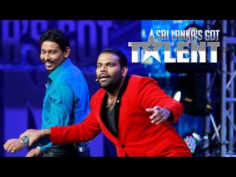 Baixar Hannibal the Magic Warrior with T M Dilshan   Sri Lanka's Got Talent Audition 01