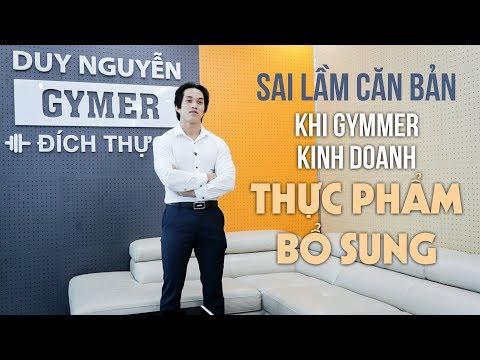 DN Vlog | Những Sai lầm khi gymer kinh doanh TPBS