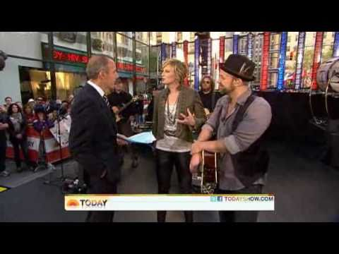 Stuck Like Glue Sugarland on Today Show