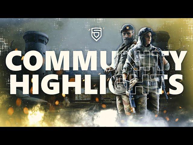 Rainbow Six Siege Community Highlight ► KaiserDockas