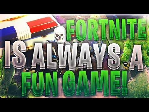 Red Carl Talks About Why FORTNITE Is The BEST Game! (Do YOU