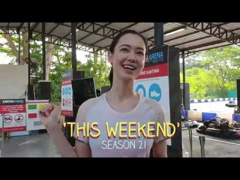 "Fiona Fussi | Making of Channelnewsasia's ""This Weekend"" Season 2 