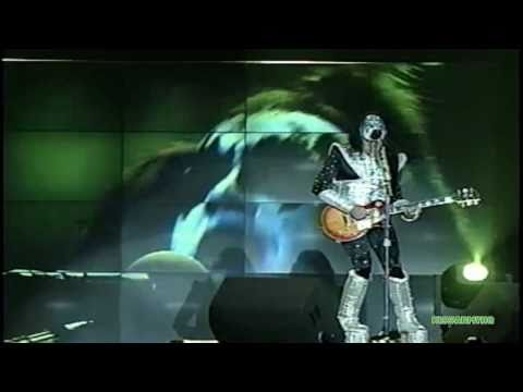 KISS - Christine Sixteen '96 [ Tiger Stadium, Reunion ]